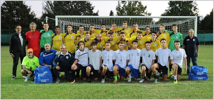 funo calcio squadra juniores