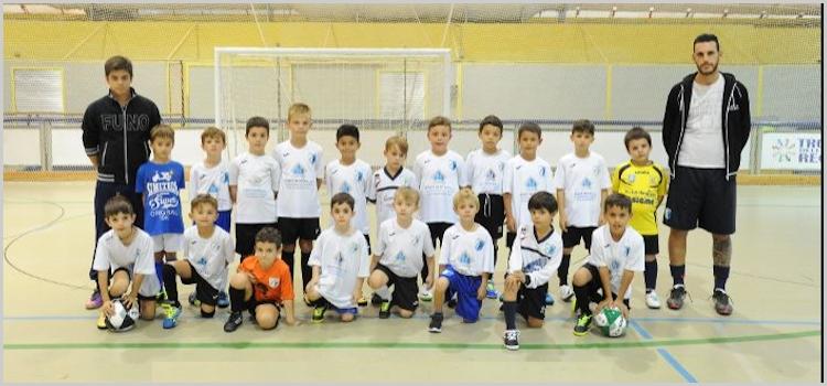 funo calcio squadra piccoli amici 2009 2010